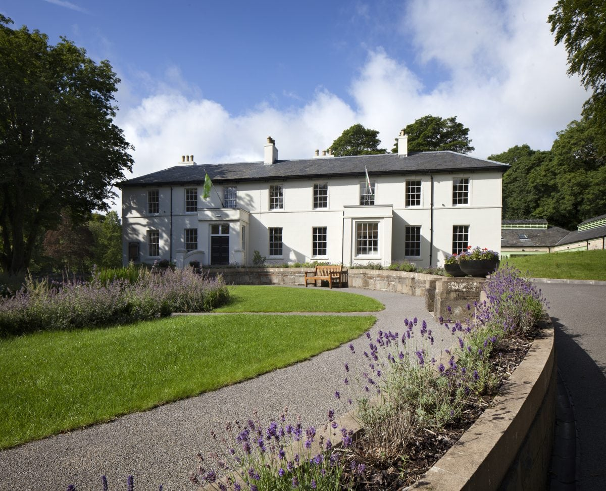 Bedwellty House and Park