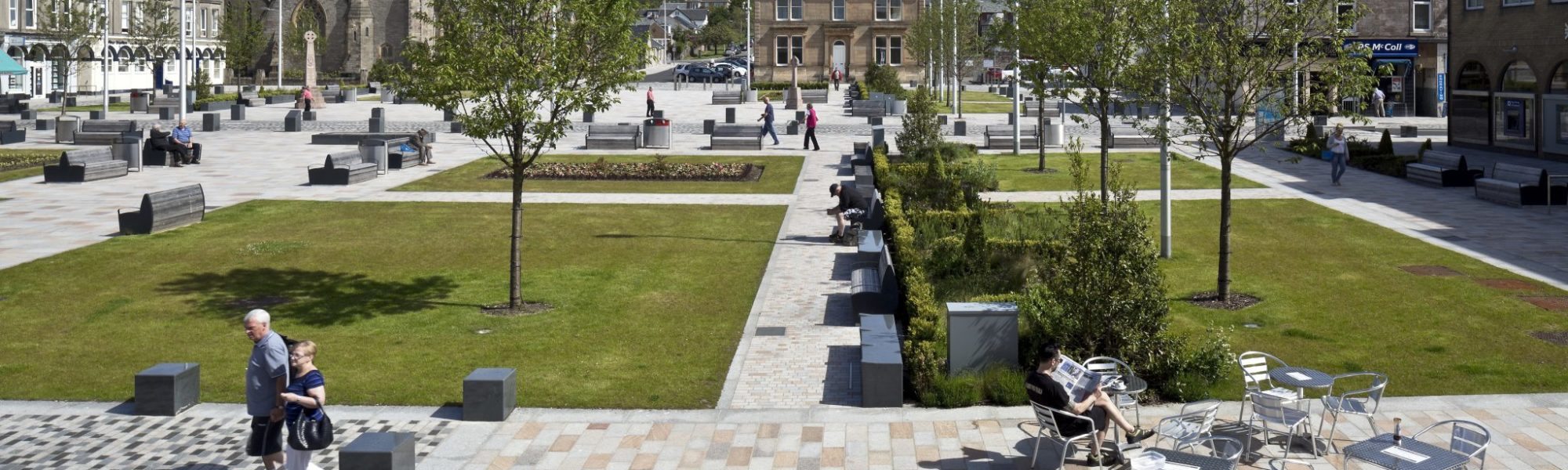 Helensburgh Town Centre