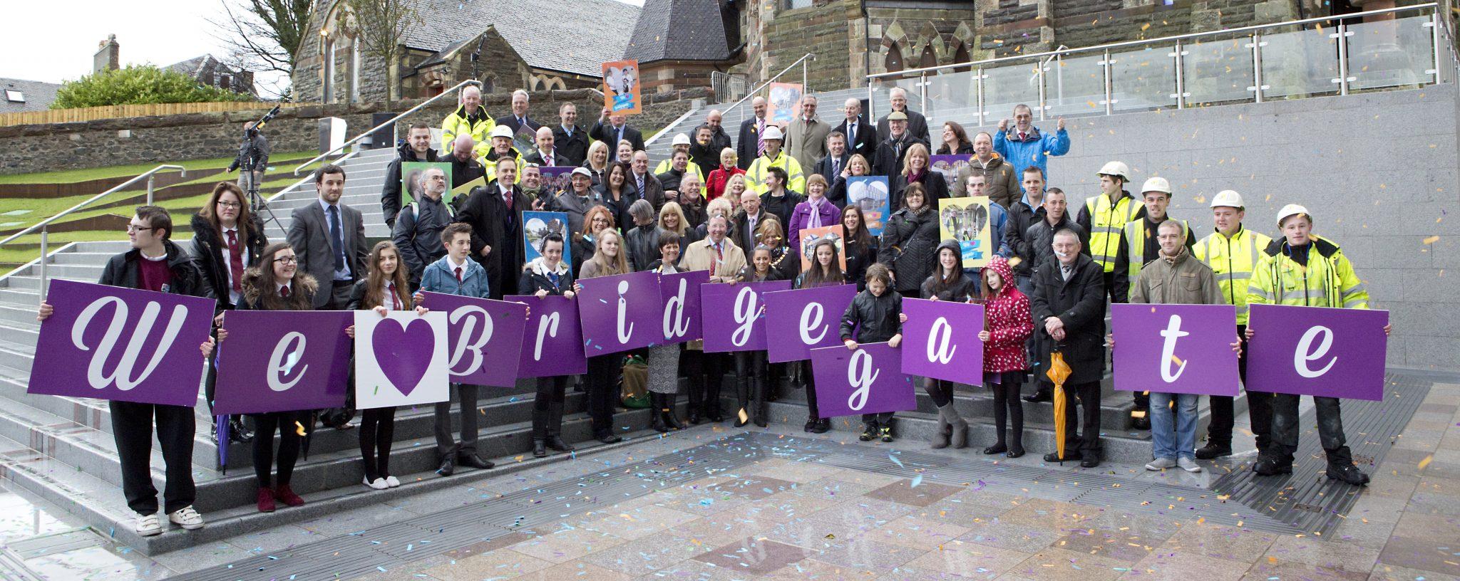 Bridgegate Public Realm