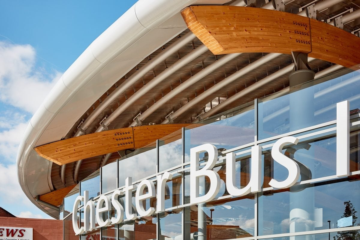 Chester Bus Interchange
