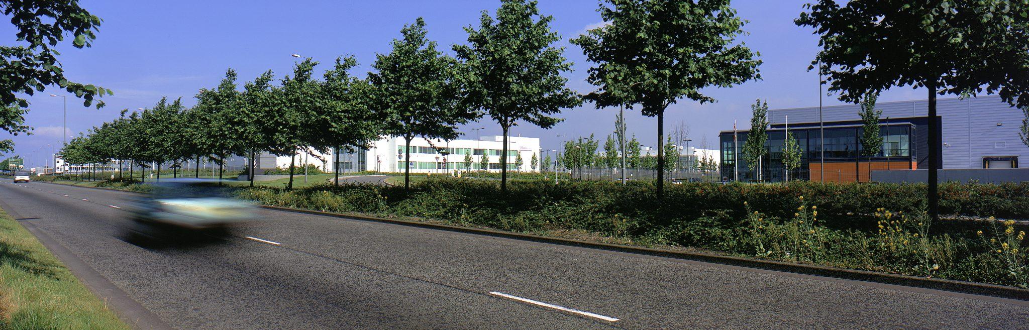 Boulevard Industry Park