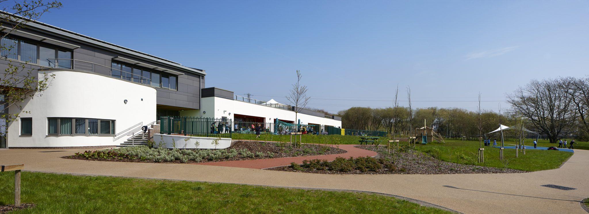 Ysgol Ffwrnes school Llanelli