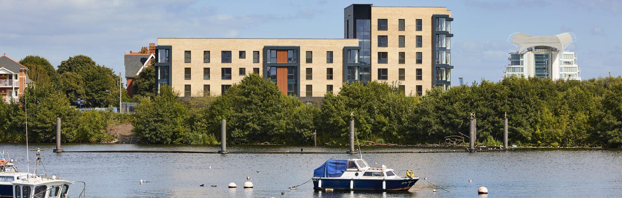 Hamadryad Residential Development Cardiff