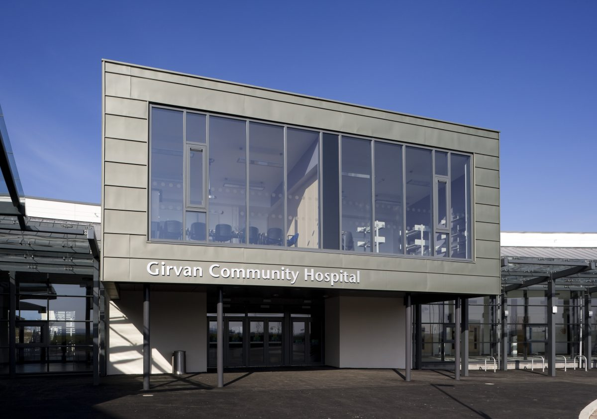 Girvan Community Hospital