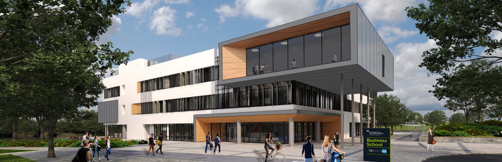 Oxstalls Business School and Growth Hub University of Gloucester