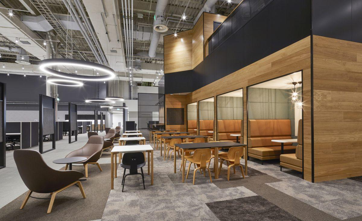 Hewlett Packard office