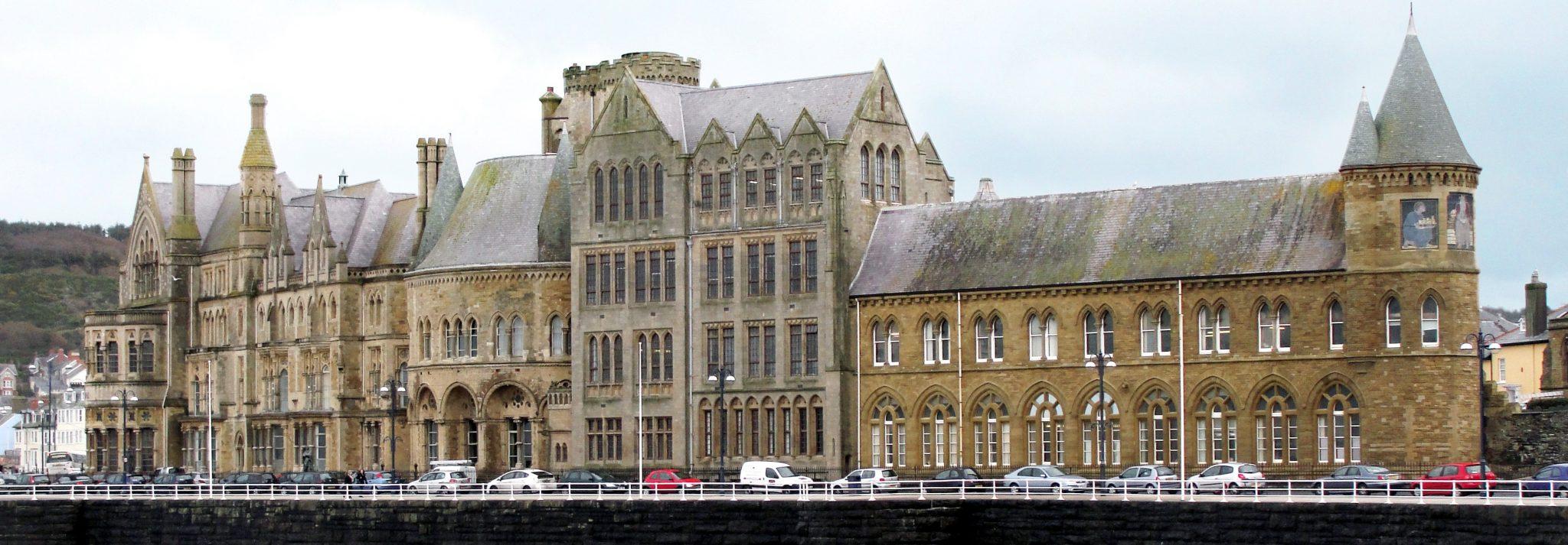 Aberystwyth University Old College