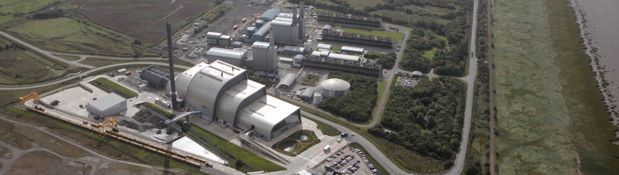 SITA Energy Recovery Centre Severnside