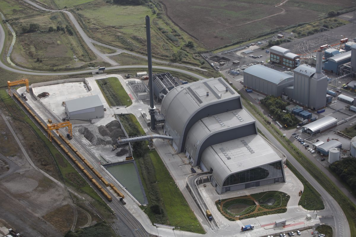 SITA Energy Recovery Centre Severnside