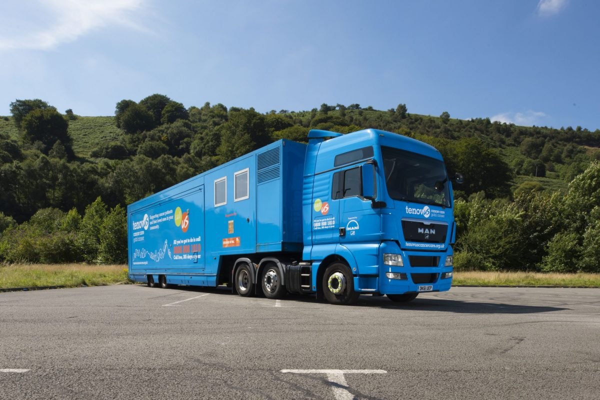 Tenovus Cancer Care Mobile Chemotherapy Unit: Thinking Outside the Box, Inside the Box (Part I)