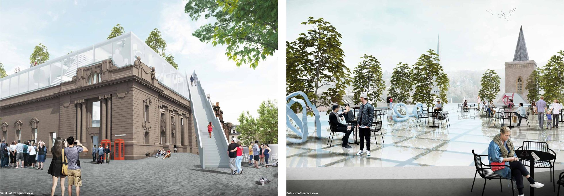 Perth City Hall Design Competition