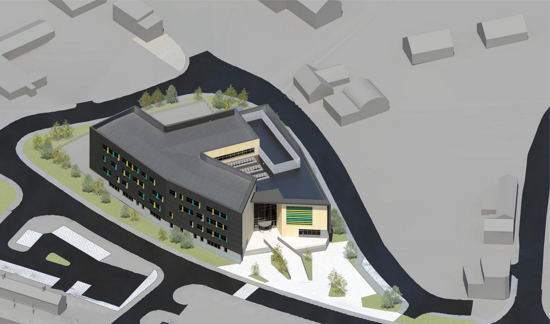 Coleg Y Cymoedd Aberdare Campus