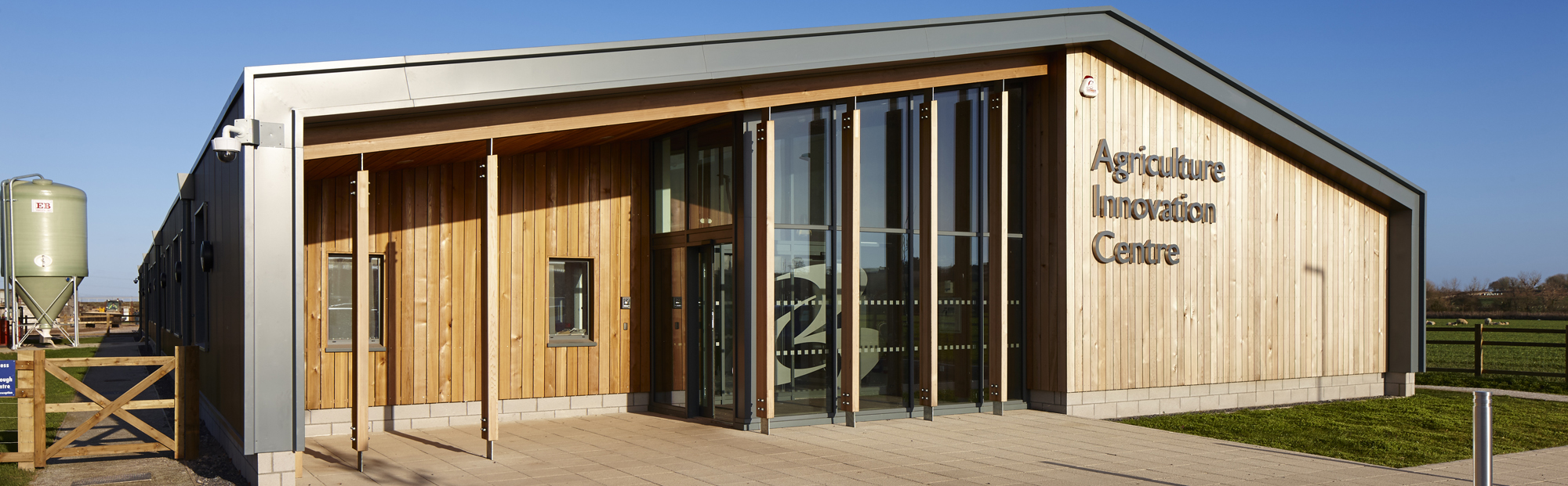 Bridgwater College Agriculture Innovation Centre