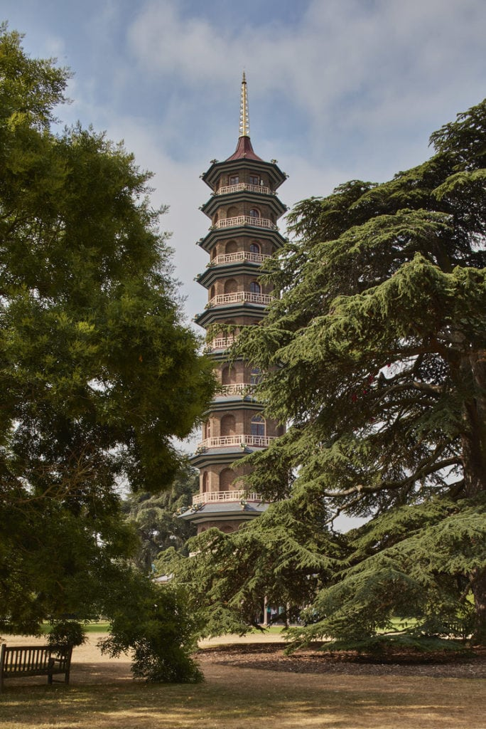 Great Pagoda Kew Gardens