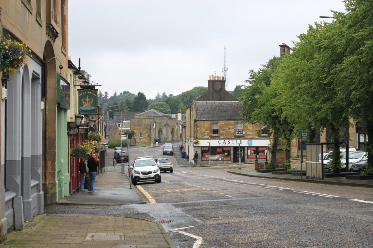 Funding announced for Penicuik Town Centre