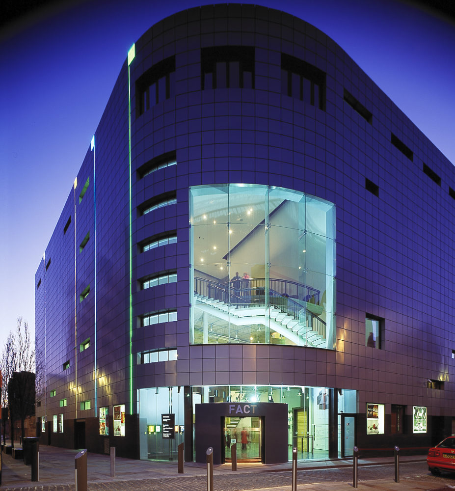 Foundation for Art & Creative Technology (FACT) Liverpool