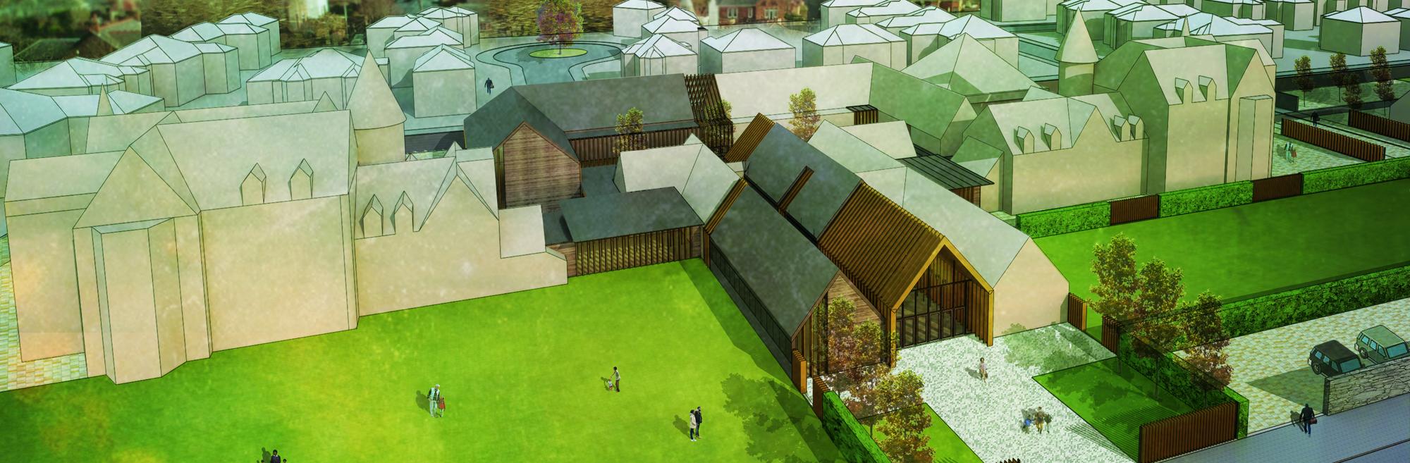 Wellington School Campus Masterplan