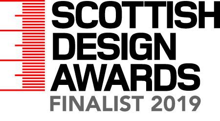 Double short-listing for A-S:L in the Scottish Design Awards