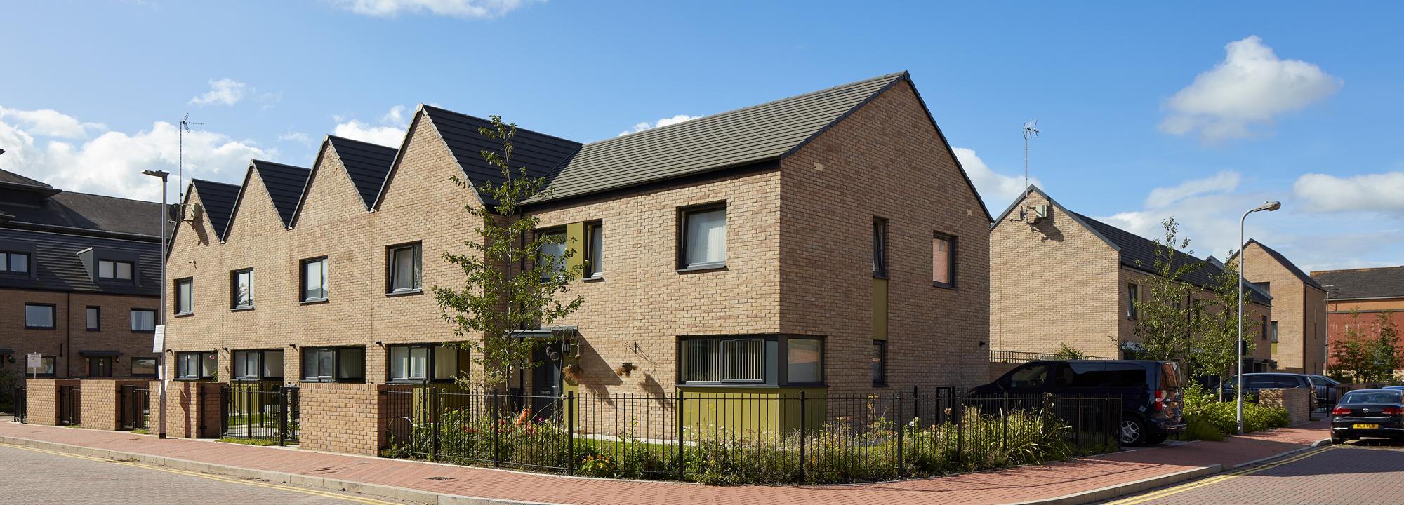 Schooner Way Housing Cardiff
