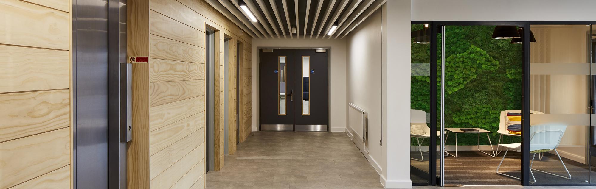 Cardiff Metropolitan University Alexander House Refurbishment