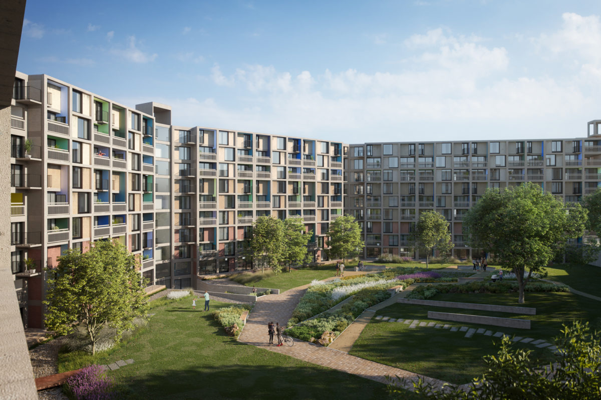 Queues to buy as Park Hill Phase 2 is launched