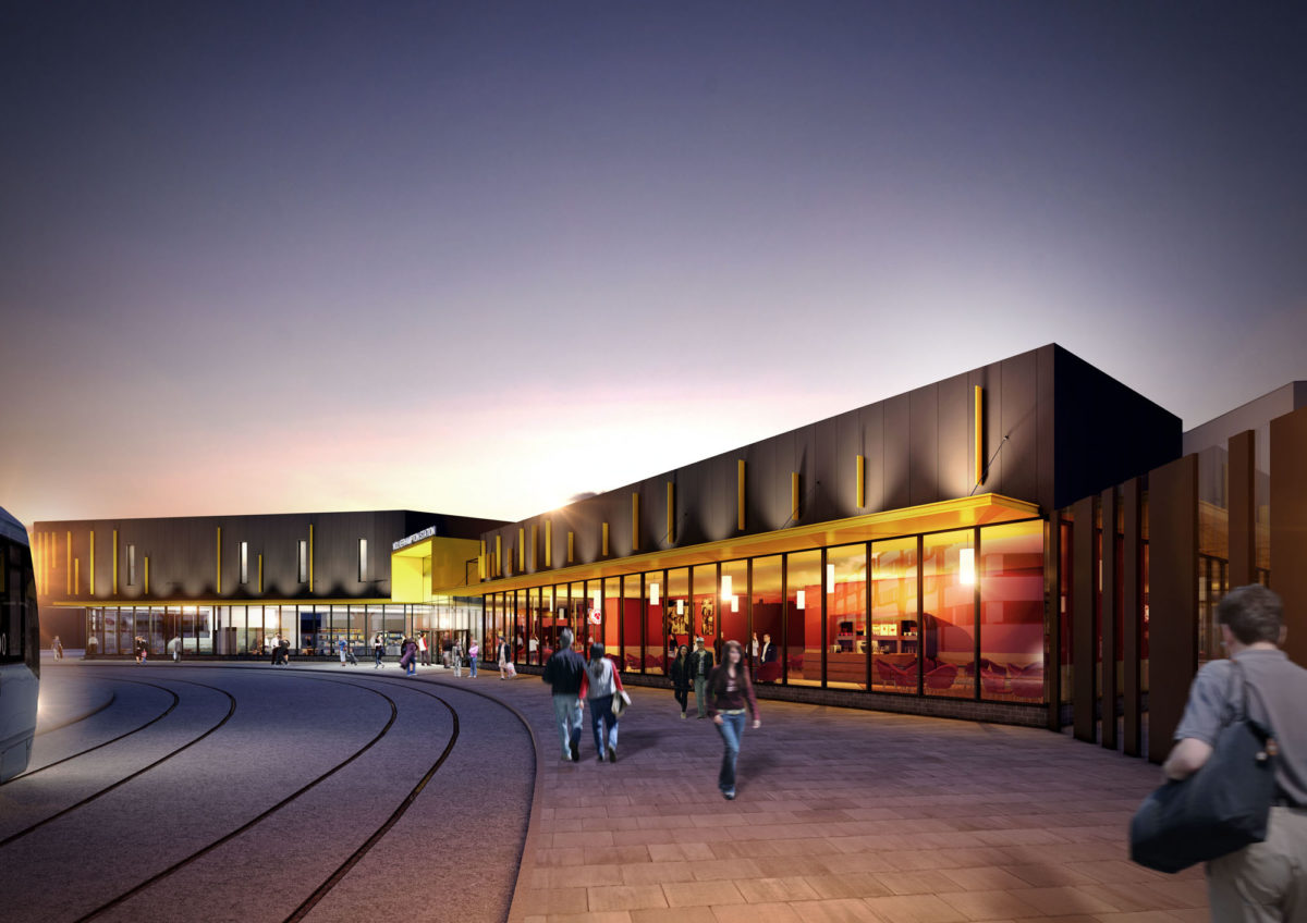 New-look Wolverhampton Railway Station opens with first phase of £150m project complete